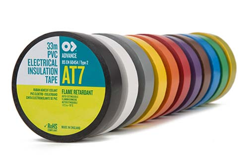 Advance AT7 PVC Electrical Insulation Tape