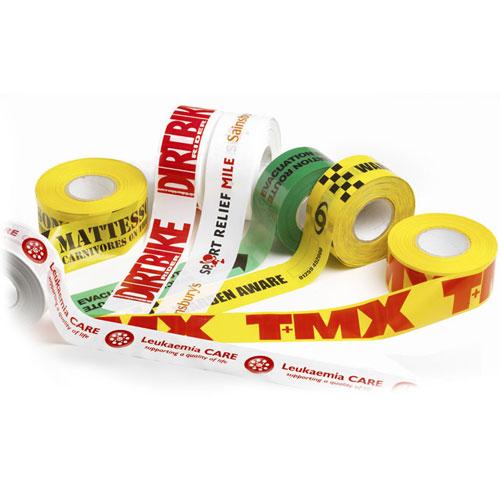 Custom Printed Barrier Tape