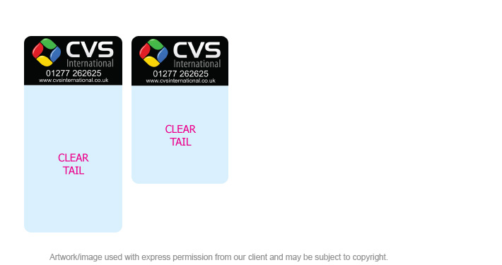 Cable Labels for CVS International