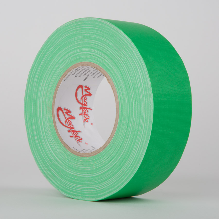 GREEN - MagTape® Chroma Gaffer Tape