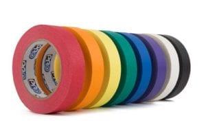 Pro-46 Crepe Paper Tape Range