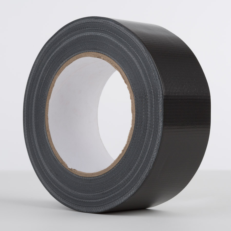BLACK General Use Duct Tape