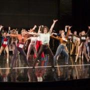 Harmony High Gloss Dance Floor at Central School of Speech and Drama-1