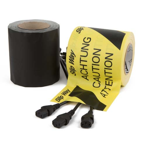 SlipWay Cable Cover Tunnel Tape