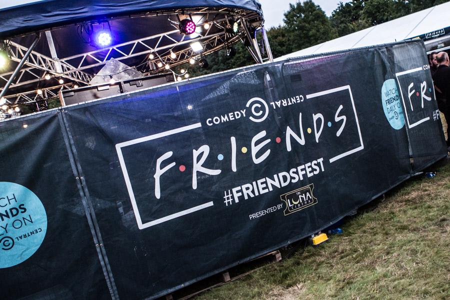 #FriendsFest