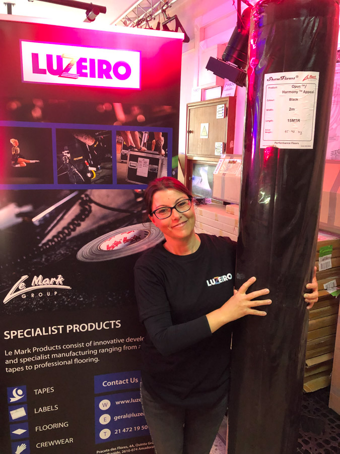 Luzeiro Announced As Le Mark S Exclusive Performance