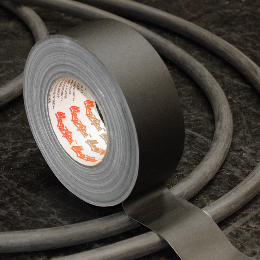 MagTape® Matt 500 Gaffer Camera Tape