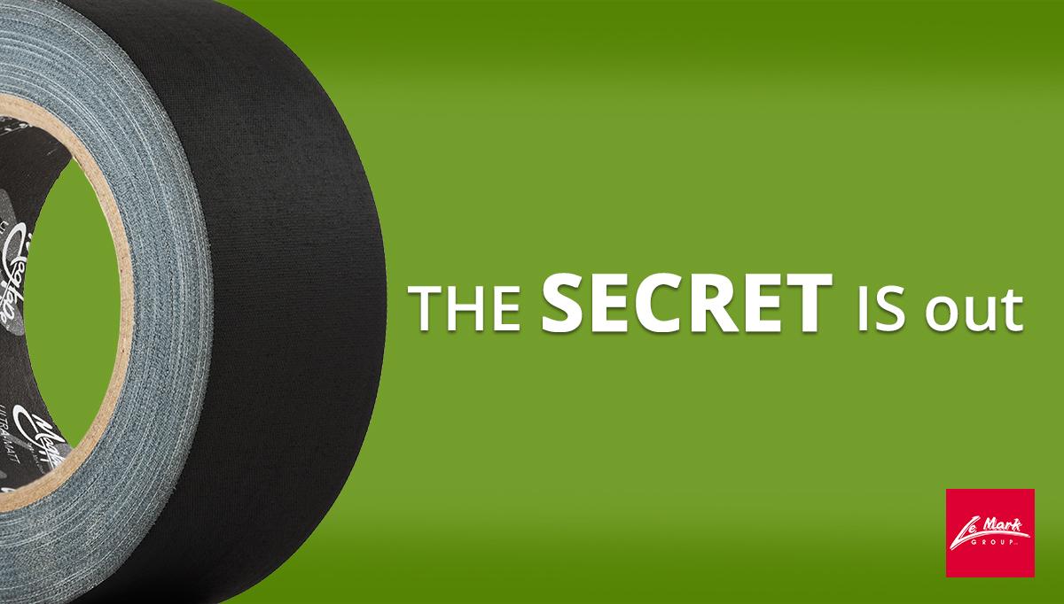 Magtape Ultra Matt Secret Out Le Mark Group