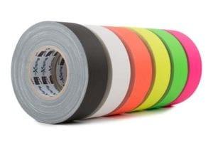 MagTape® Xtra Matt High-Tak Gaffer Tape Range