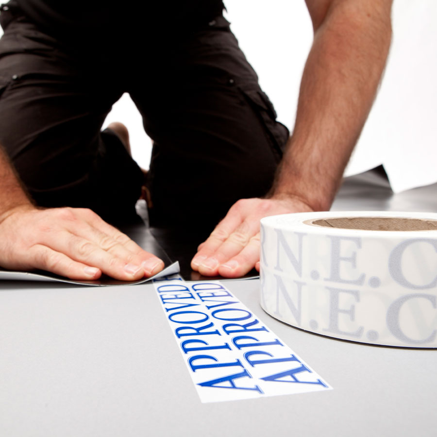 NEC Approved Double Sided Tape