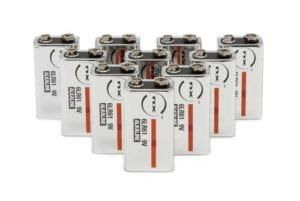 NX 9V Batteries