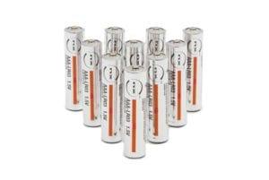 NX AAA Batteries