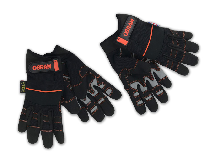 OSRAM custom Dirty Rigger Gloves