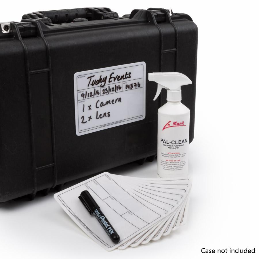 PAL Road Case Label Starter Kit