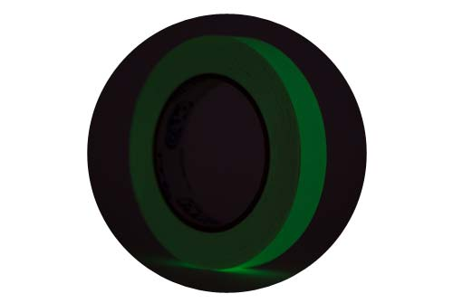 Photoluminescent Glow In The Dark Tape Glowing Le Mark