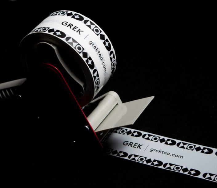 Printed Tape for GREK