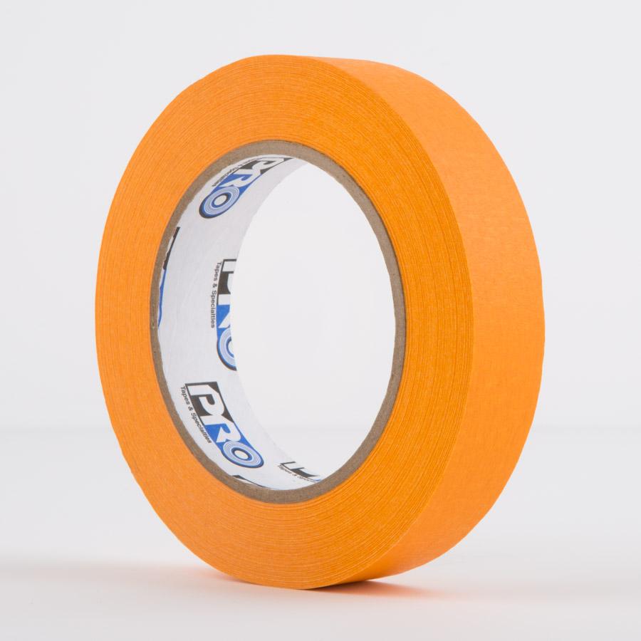 ORANGE Pro-46 Crepe Paper Tape