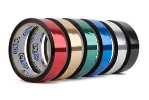 Pro-Sheen Metalised Tape