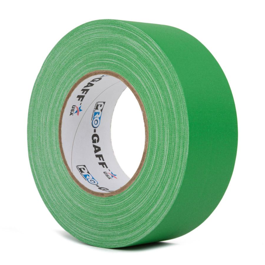 Pro Tapes ProGaff Chroma Key Green Gaffer Tape